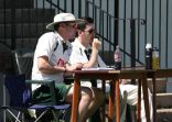 Pete Wallis & Jaime Waring